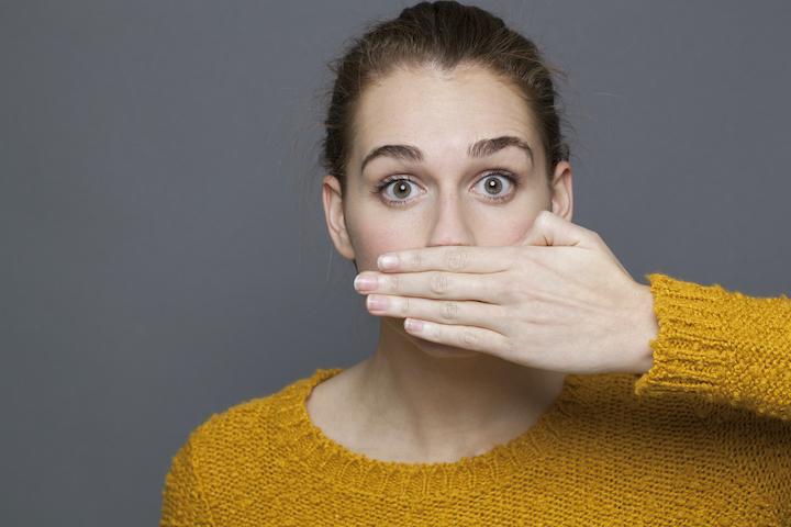 Slechte geur en stank in het toilet zijn niet aangenaam